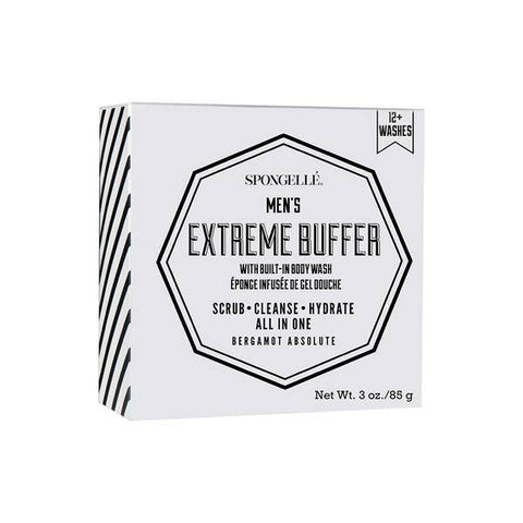 12+ Men's Extreme Buffer - Bergamot Absolute By Spongelle