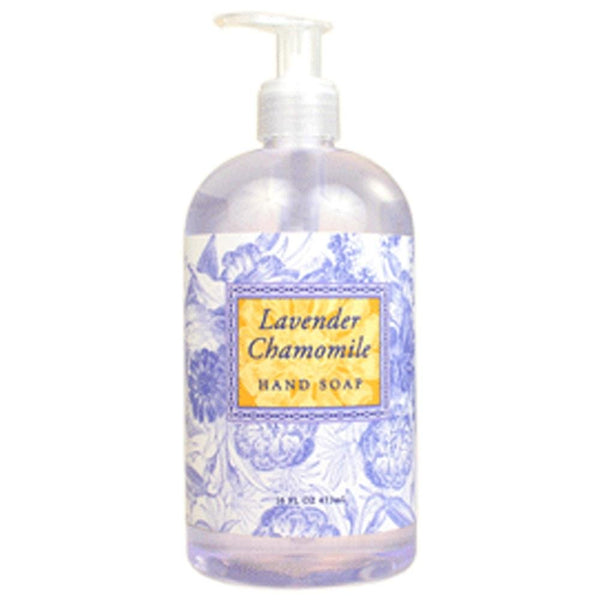 Lavender Chamomile Liquid Hand Soap 16 fl oz By Greenwich Bay Trading Company