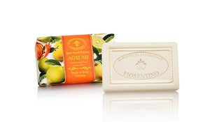 Citrus (Agrumi) Scented 8.81 oz Soap Bar By Saponificio Artigianale Fiorentino