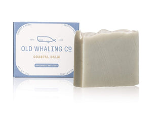 Coastal Calm Scented 5 oz Bar Soap By Old Whaling Company