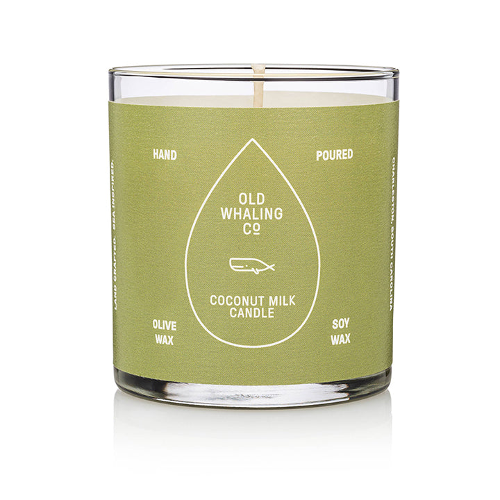 Coconut Milk Scented 7 oz Candle