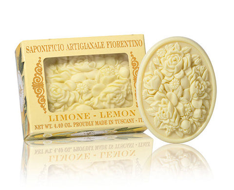 Lemon (Limone) Single Soap
