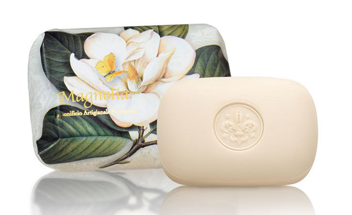 Magnolia (Magnolia) Single Soap