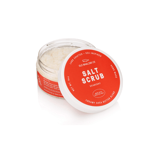 Seaberry Scented 9 oz Salt Scrub By Old Whaling Company