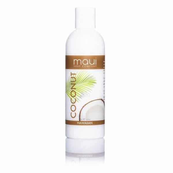 Coconut Scented 8 oz Body Lotion By Maui Soap Company