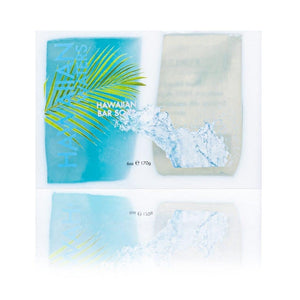 Hawaiian Waters Scented 6 oz Hawaiian Bar Soap
