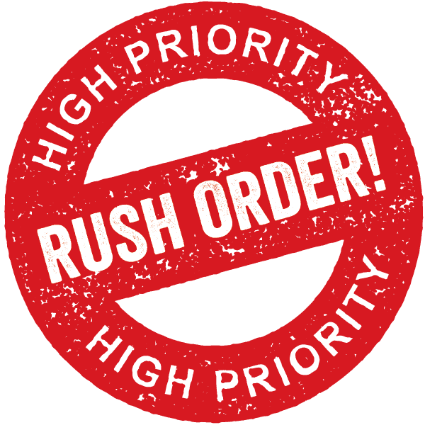 Rush Order (48hrs or less) - Make Me Yellow