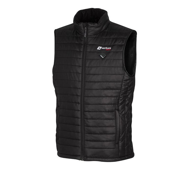 Men's Roam Heated Puffer Vest