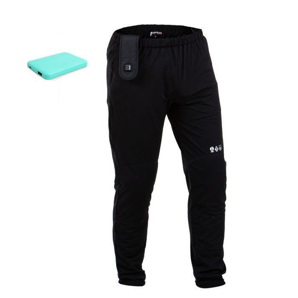 Unisex Heated Tri-Zone Base Layer Pants