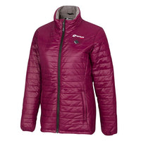 Venture Heat Women's Insulated Heated Puffer Jacket - Traverse 2.0