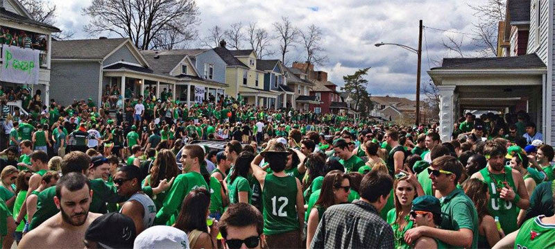 "4ba2fb7b4 Receiving the title of ""Best College St. Patrick's Day Party in the U.S.""  by BroBible and Huffington Post, it's now time to divert away from the  generally ..."