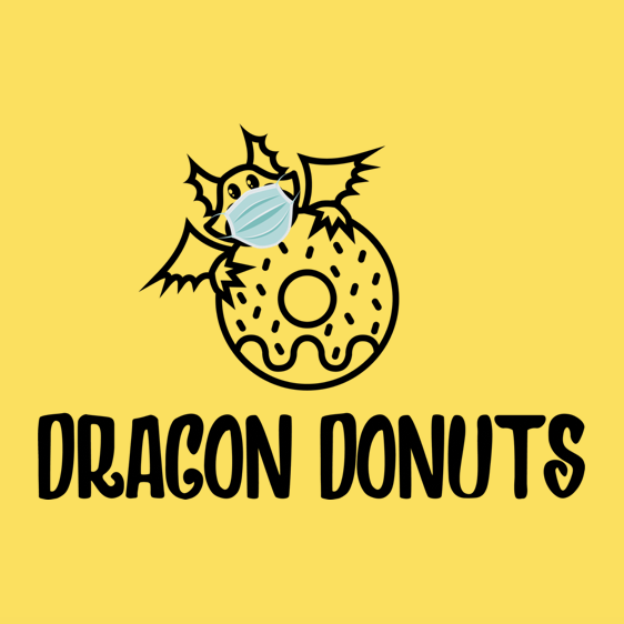Support Dragon Donuts
