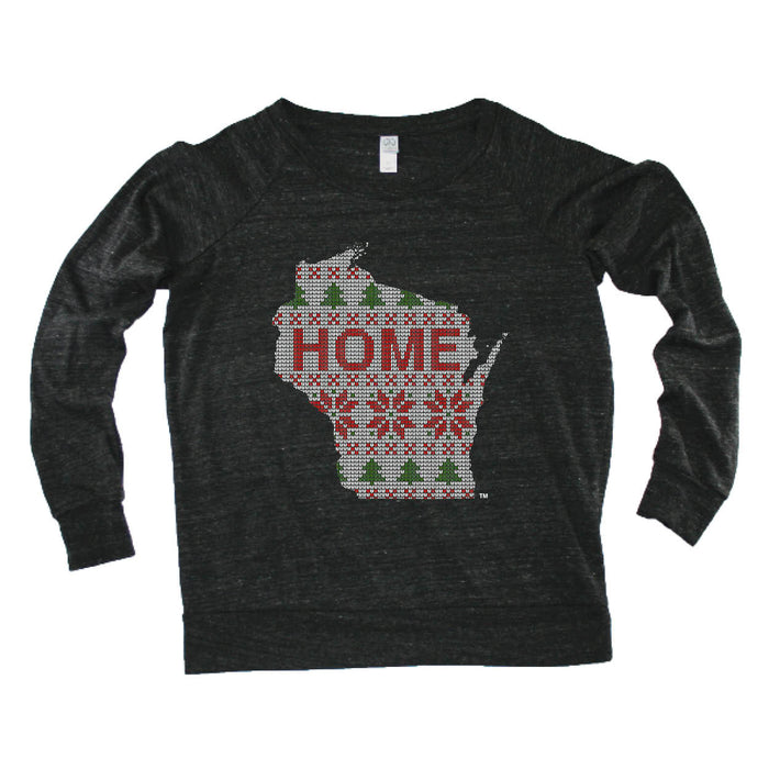 WISCONSIN LADIES' SLOUCHY | HOME | SWEATER