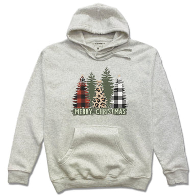 YOGA ON MAIN | HOODIE | CHRISTMAS PATTERNS