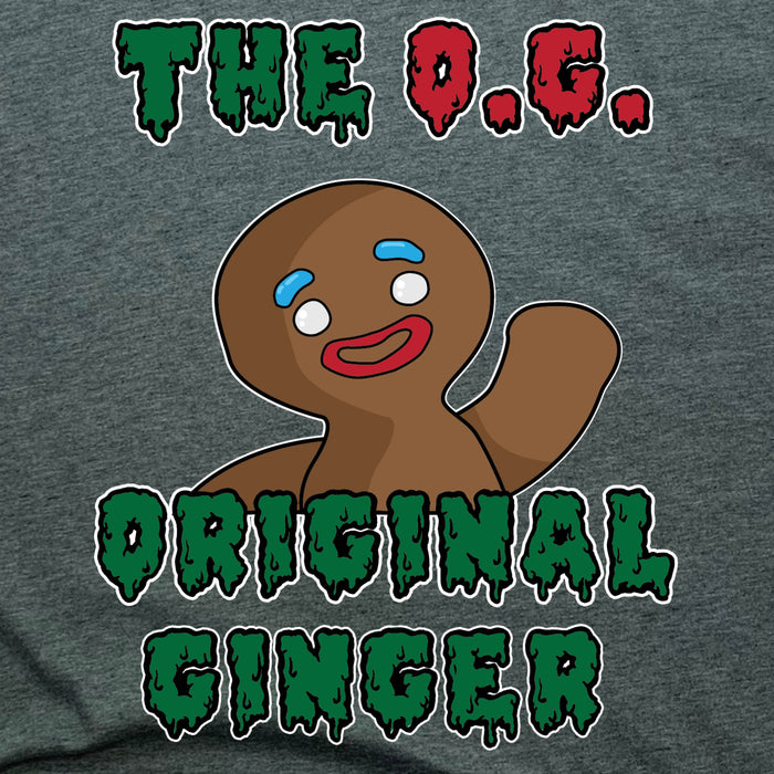 O.G. | SLOUCHY | GINGERBREAD MAN