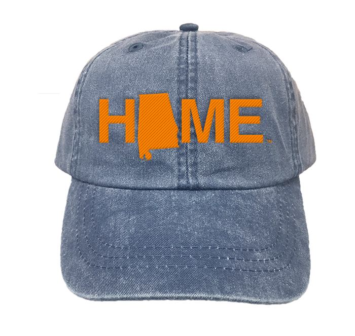 ALABAMA BLUE HAT | HOME | ORANGE