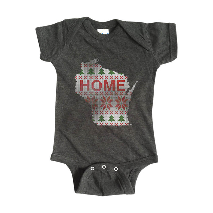 WISCONSIN ONESIE | HOME | SWEATER