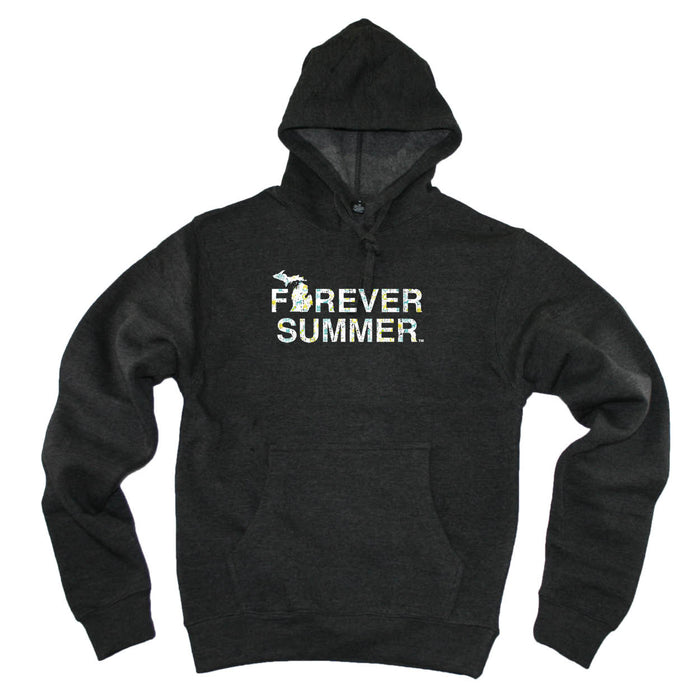 MICHIGAN HOODIE | FOREVER SUMMER | NORTHERN PATTERN