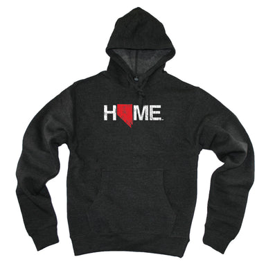 NEVADA HOODIE | HOME | RED