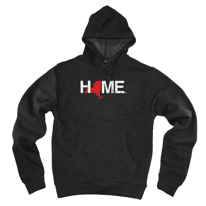 NEW YORK HOODIE | HOME | RED