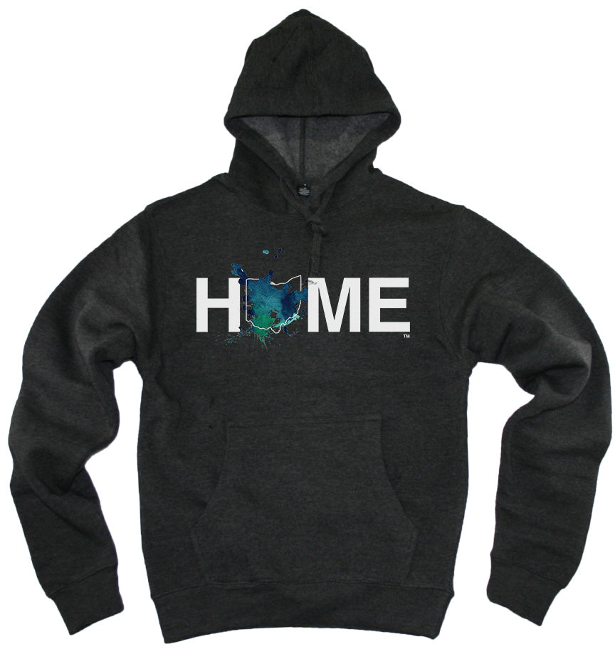 OHIO HOODIE | HOME | PAINTED BLUE/GREEN