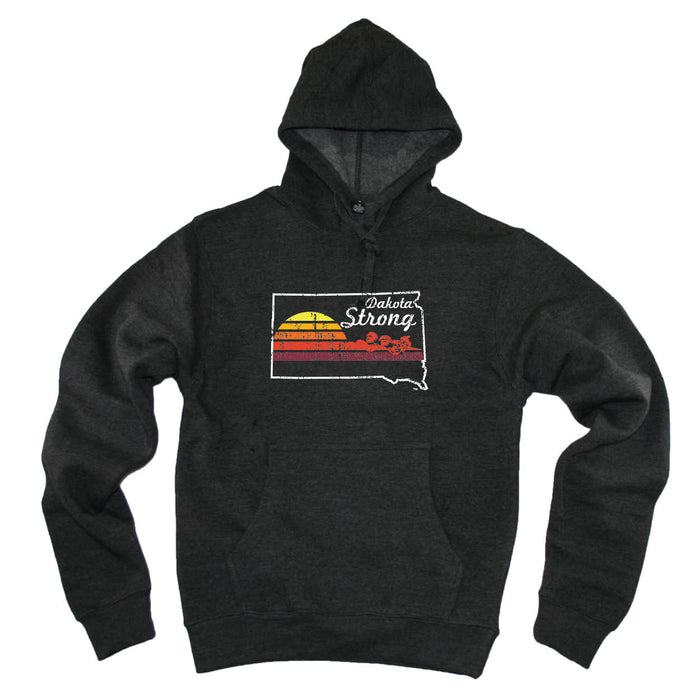 SOUTH DAKOTA HOODIE | DAKOTA STRONG | SUNSET