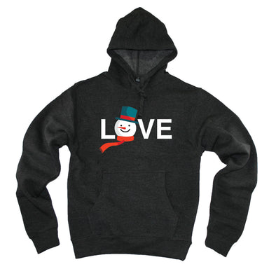 ALL STATES HOODIE | LOVE | SNOWMAN