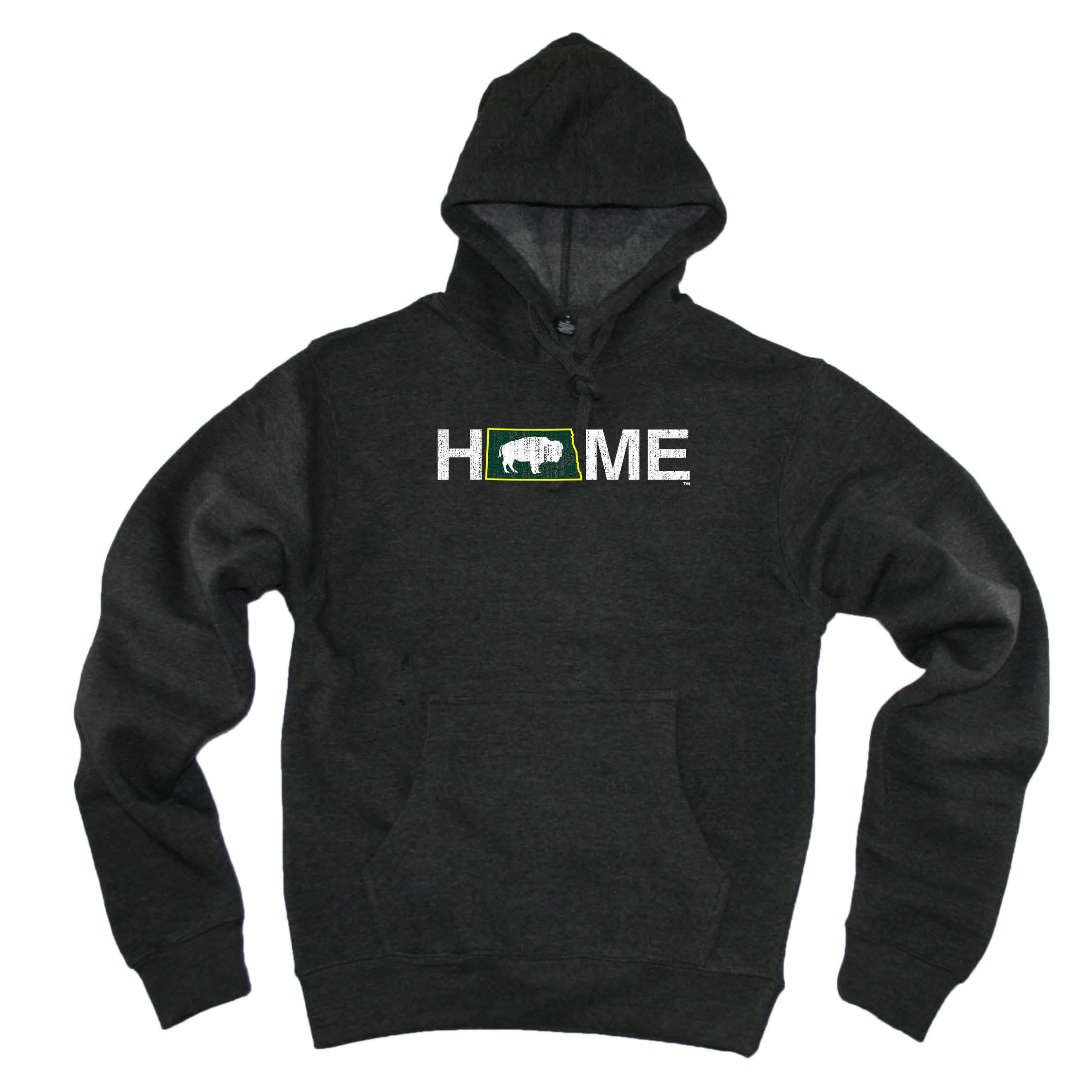 NORTH DAKOTA HOODIE | HOME | BISON