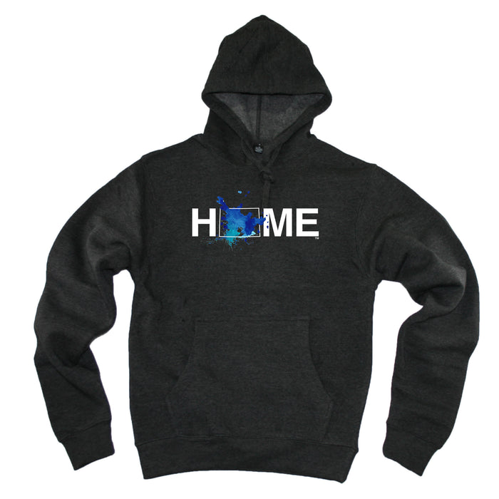 COLORADO HOODIE | HOME | PAINTED BLUE/GREEN