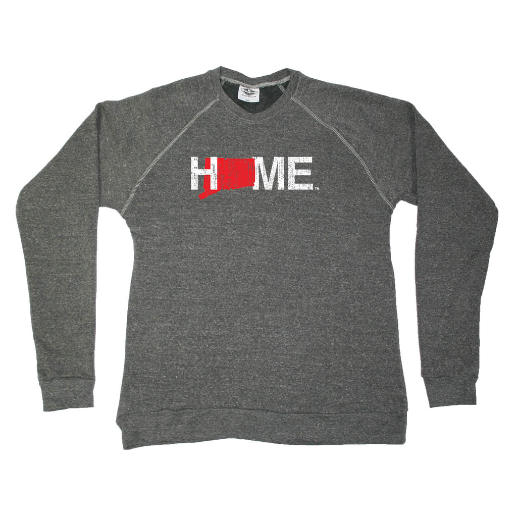 CONNECTICUT SWEATSHIRT | HOME | RED