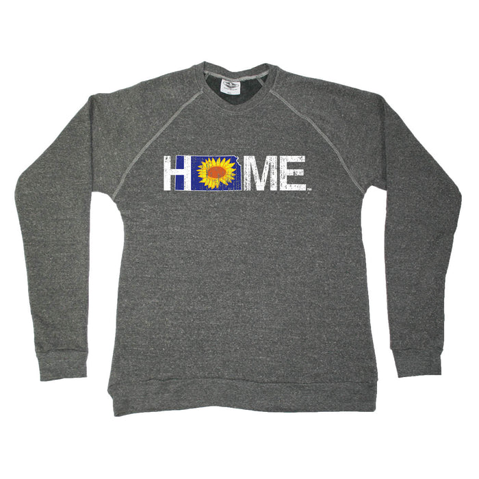 KANSAS SWEATSHIRT | HOME | SUNFLOWER
