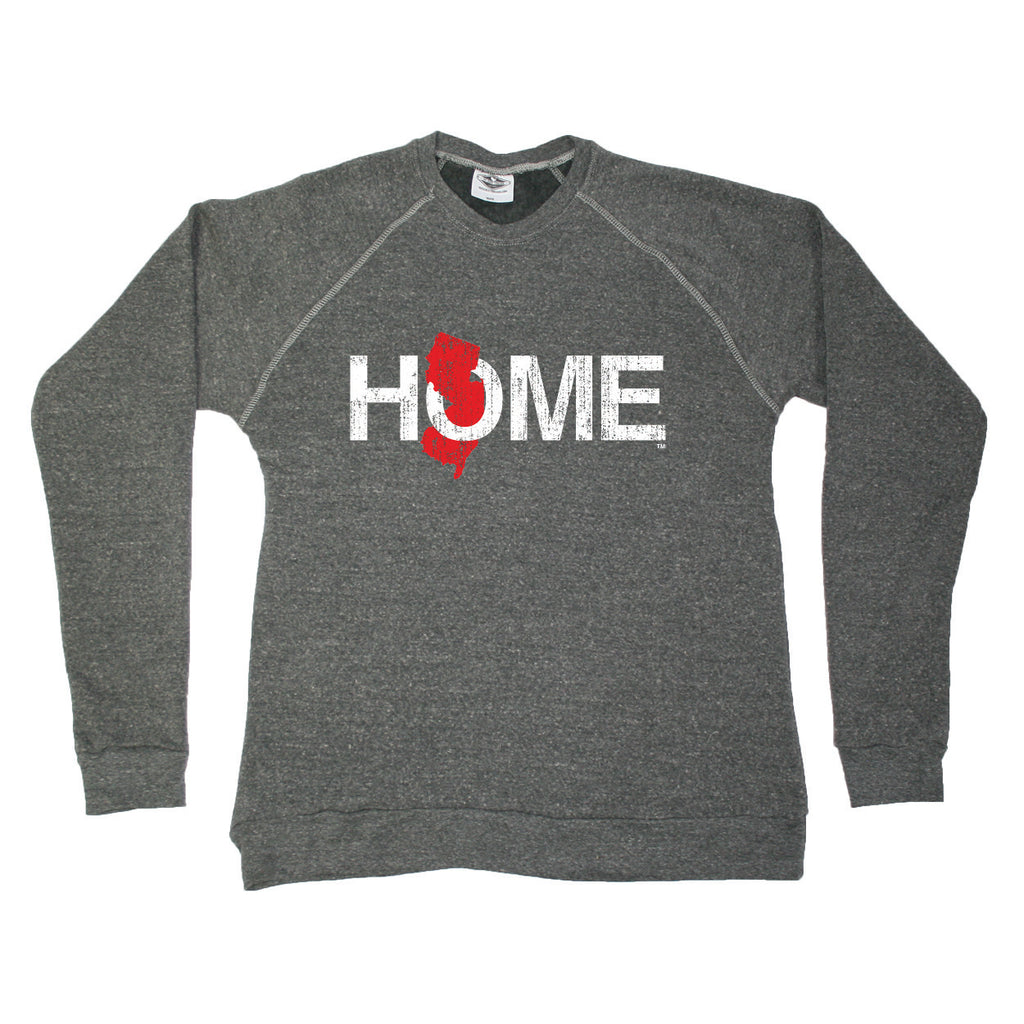 NEW JERSEY SWEATSHIRT | HOME | RED