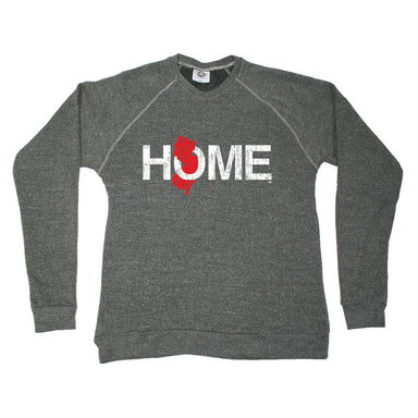 NEW JERSEY SWEATSHIRT | HOME | RED - My State Threads