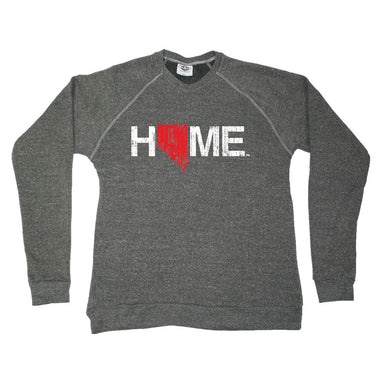 NEVADA SWEATSHIRT | HOME | RED - My State Threads