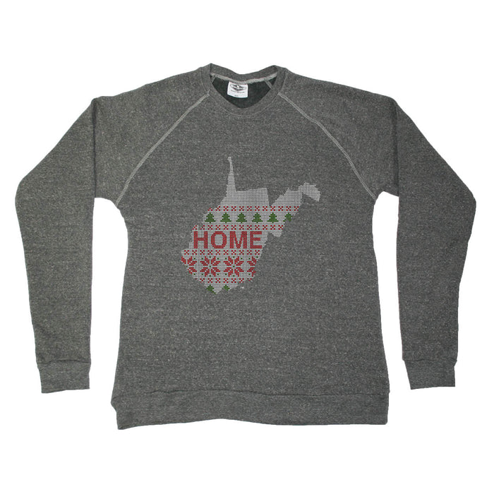 WEST VIRGINIA SWEATSHIRT | HOME |  SWEATER