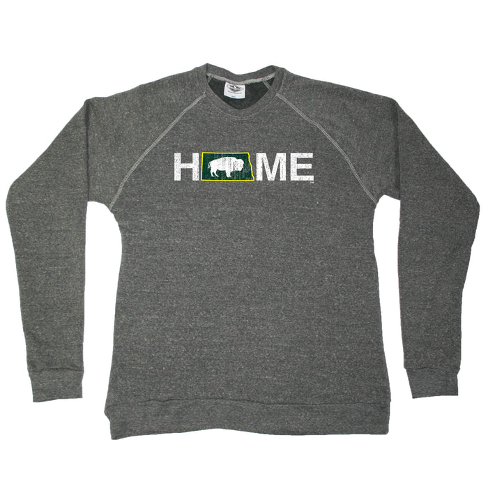 NORTH DAKOTA SWEATSHIRT | HOME | BISON