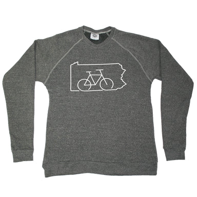 PENNSYLVANIA SWEATSHIRT | BIKE | OUTLINE