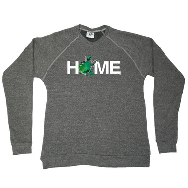 WEST VIRGINIA SWEATSHIRT | HOME | PAINTED BLUE/GREEN