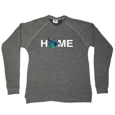 SOUTH CAROLINA SWEATSHIRT | HOME | PAINTED BLUE/GREEN