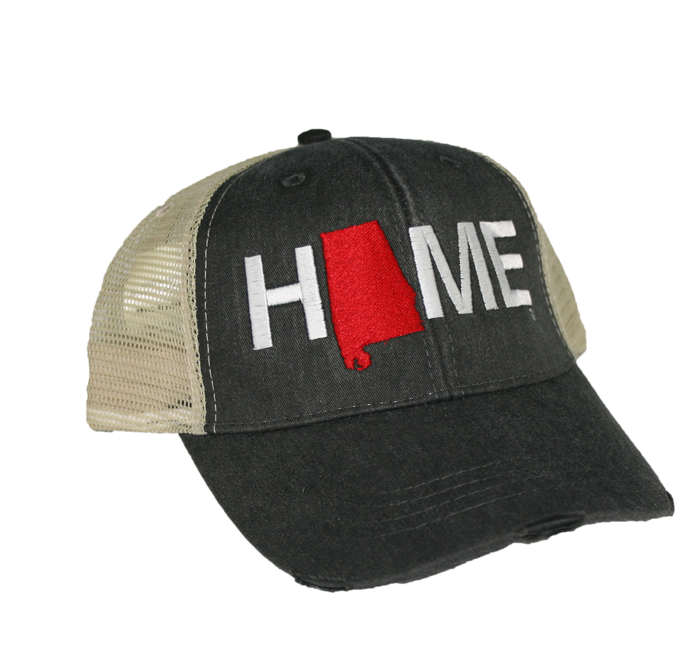 ALABAMA HAT | HOME | RED