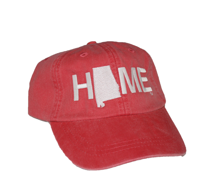ALABAMA POPPY HAT | HOME | WHITE