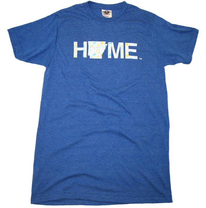 ARKANSAS BLUE TEE | HOME | NORTHERN PATTERN