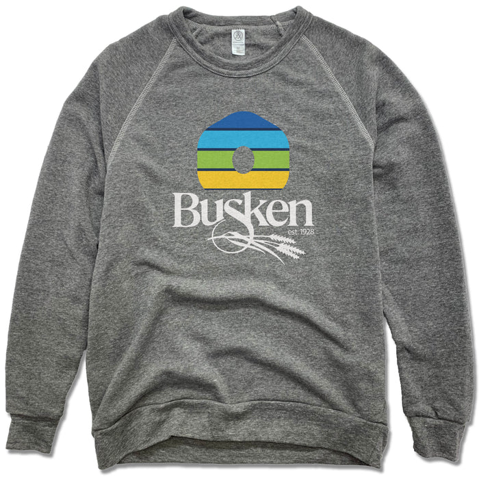 BUSKEN BAKERY | FLEECE SWEATSHIRT | DOUGH RISE