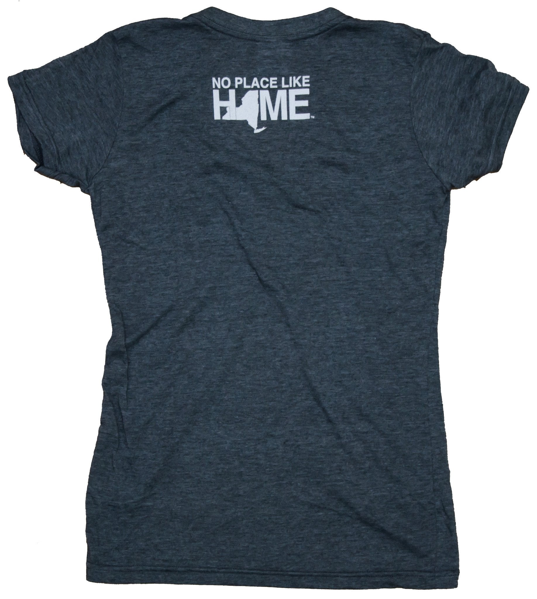 Ladies' New York HOME Tee | Red