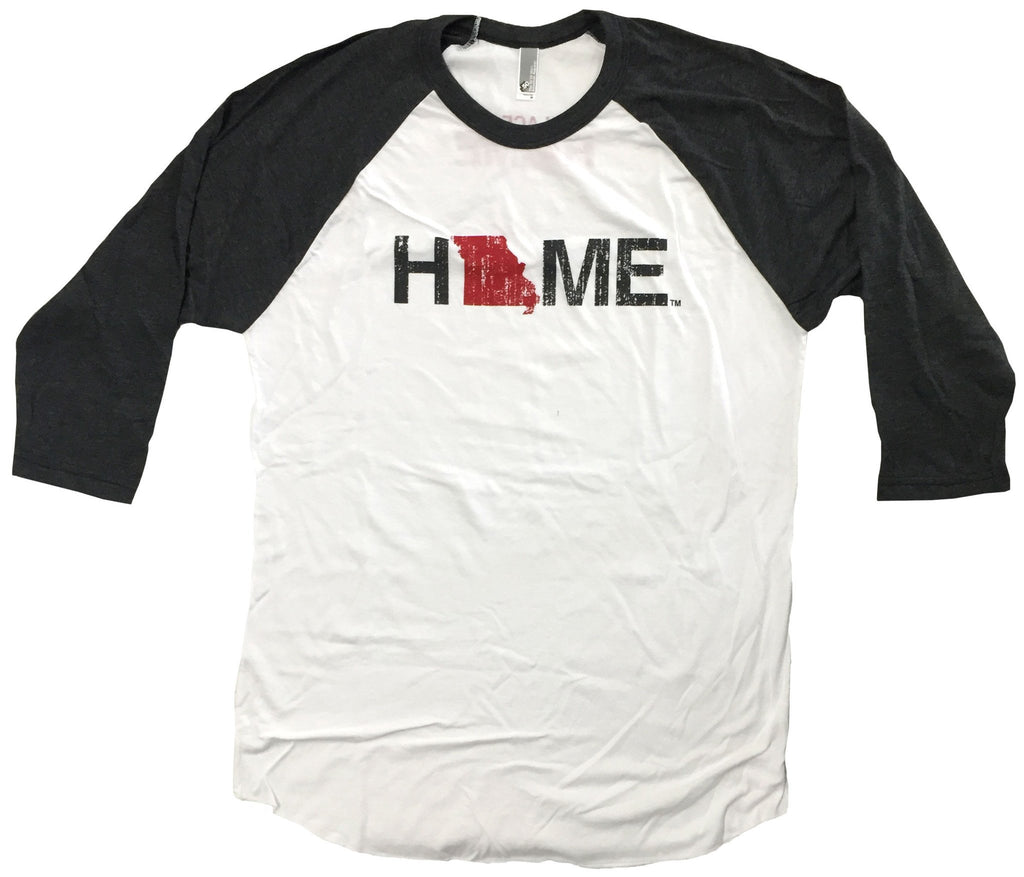 Missouri 3/4 Sleeve | HOME | Red