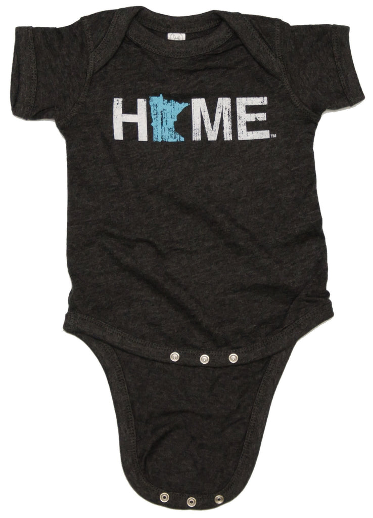 Minnesota Onesie | HOME | Baby Blue