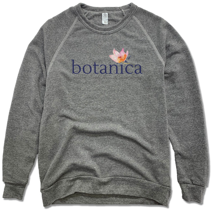 BOTANICA | FLEECE SWEATSHIRT | LOGO