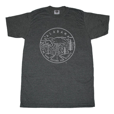 ALABAMA TEE | STATE SEAL |  WE DARE DEFEND OUR RIGHTS