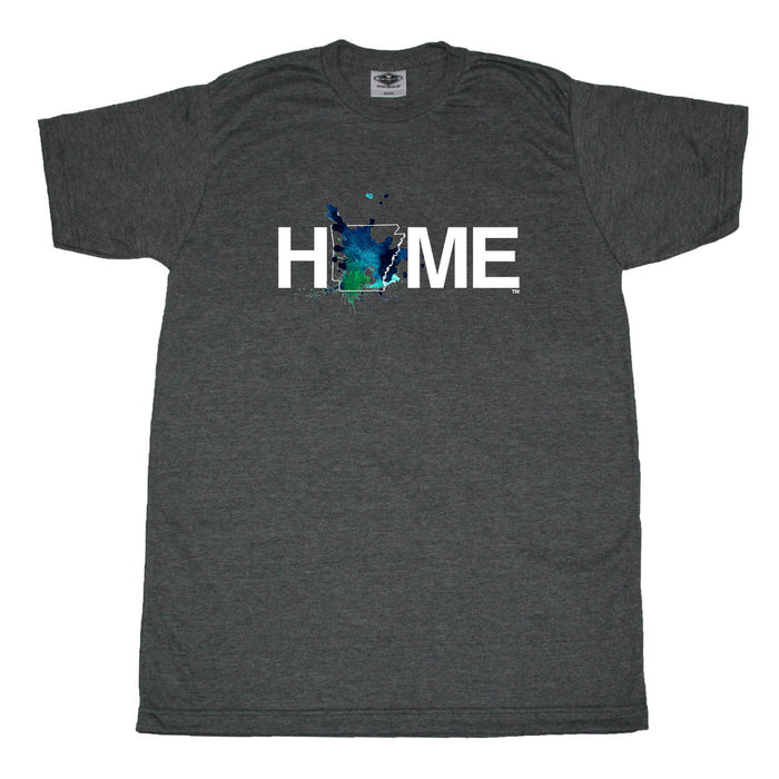ARKANSAS TEE | HOME | PAINTED BLUE/GREEN