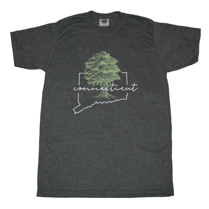 CONNECTICUT TEE | STATE | TREE